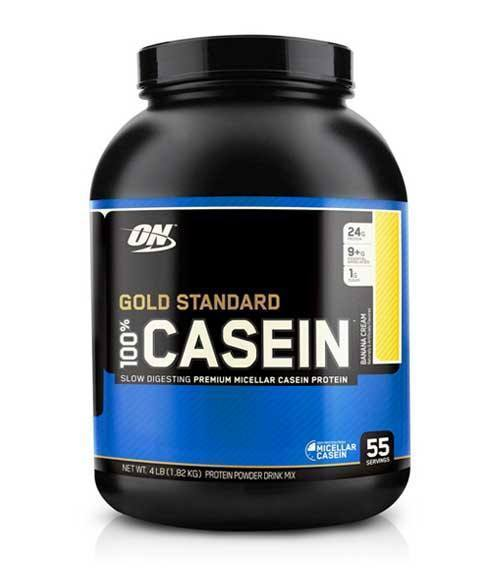 OPTIMUM NUTRITION GOLD STANDARD 100% CASEIN -20% - Muscle Freak