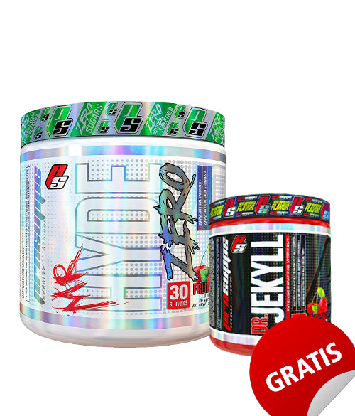 ProSupps Mr. Hyde ZERO + Dr. Jekyll GRATIS - Muscle Freak