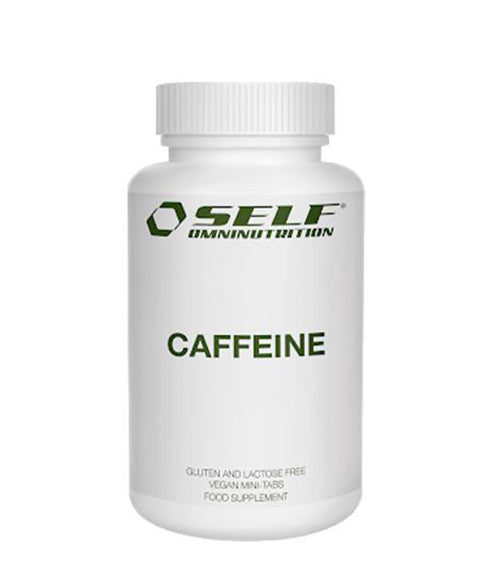 Self Omninutrition Super Caffeine - Muscle Freak