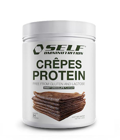 Self Omninutrition Crepes Protein 240g - Muscle Freak