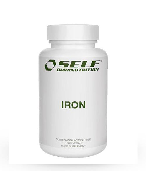 Self Omninutrition Iron 60 Caps - Muscle Freak