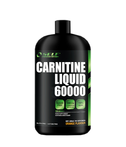 Self Omninutrition Carnitine Liquid 60000 - 500ml - Muscle Freak