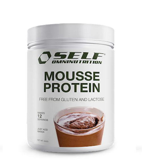 Self Omninutrition Mousse Protein 240g - Muscle Freak