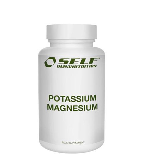 Self Omninutrition Potassium & Magnesium - Muscle Freak