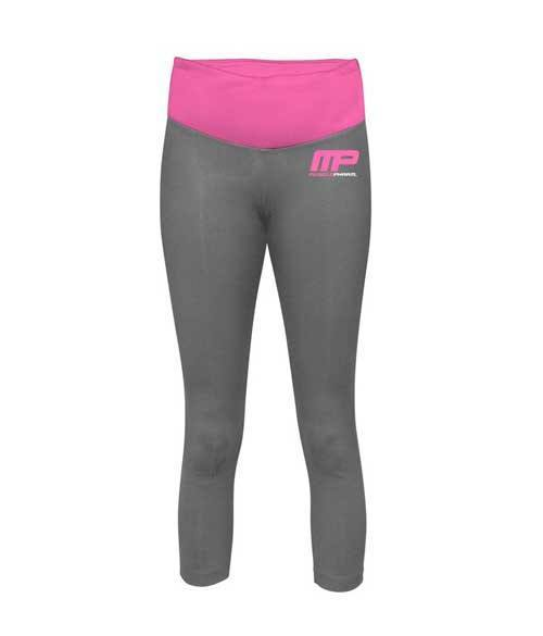 MusclePharm Women Yoga Pants - Muscle Freak - 1