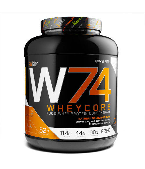 StarLabs Nutrition W74 Wheycore