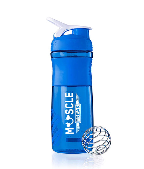 Muscle Freak Ball Shaker Tritan - Muscle Freak