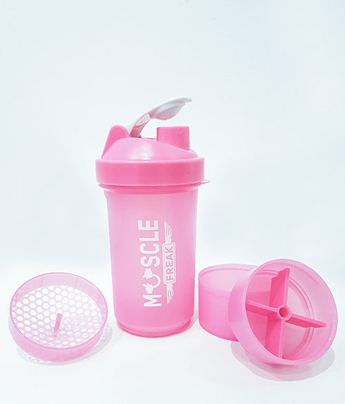 Muscle Freak Smart Shaker Tritan 600ml - Muscle Freak
