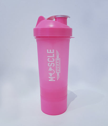 Muscle Freak Smart Shaker Tritan 600ml