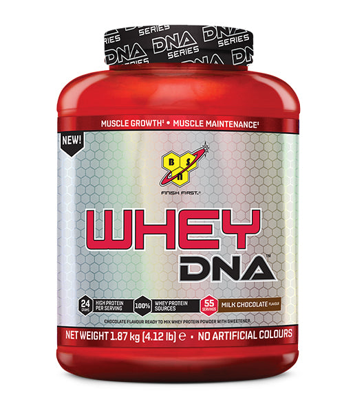 BSN WHEY DNA - Muscle Freak