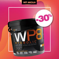 StarLabs Nutrition WP8 Myobolic -30% - Muscle Freak