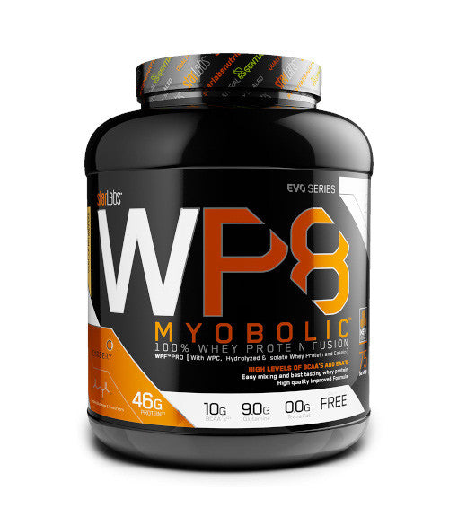 StarLabs Nutrition WP8 Myobolic + Šejker gratis - Muscle Freak