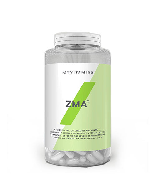 Myprotein ZMA - Muscle Freak