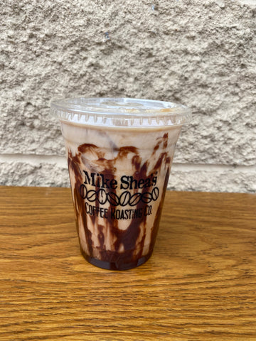 Cup of Coffee- Iced Mocha