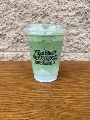Cup of Coffee- Matcha Iced