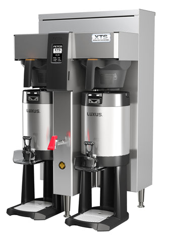 Fecto Twin 1.0 Gallon CBS-2142XTS - Mike Shea's Coffee Roasting