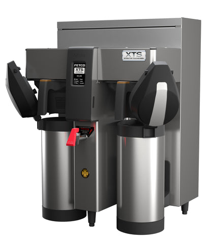 Fecto Twin Station 1 Gallon CBS-2132XTS - Mike Shea's Coffee Roasting