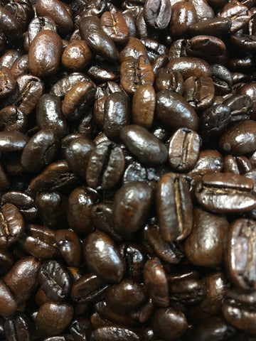 Costa Rican Dark -Ground or Whole Bean - Mike Shea's Coffee Roasting
