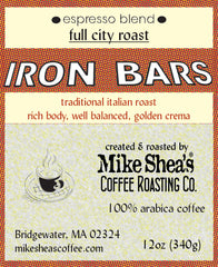Iron Bars Espresso- Specialty Coffee