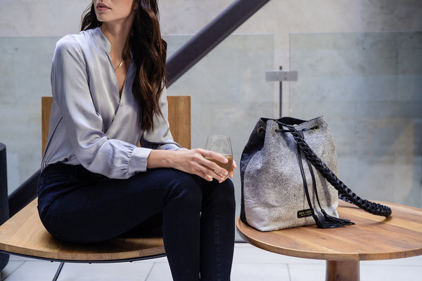 The Quintessential Bucket Bag
