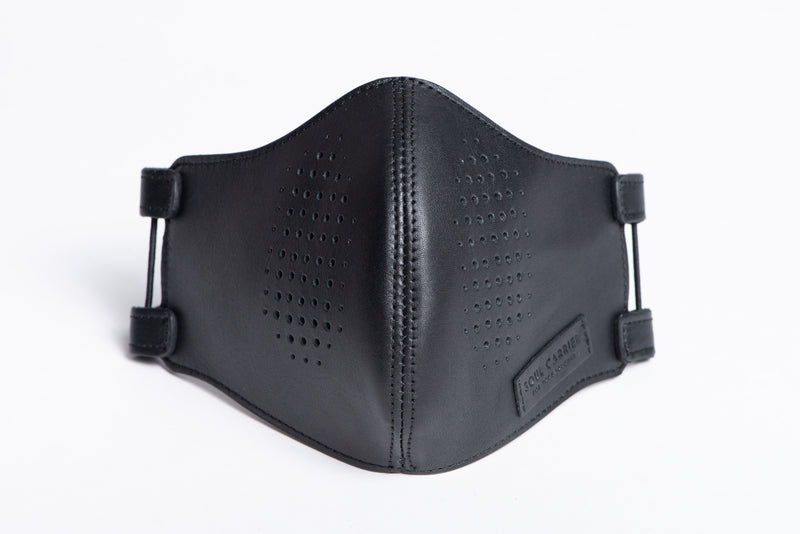 The Atlas Mask: Charcoal Black