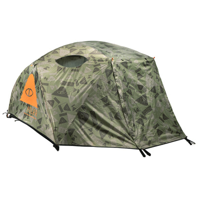 2+ Person Tent Summit Camo Green (6041823051962)