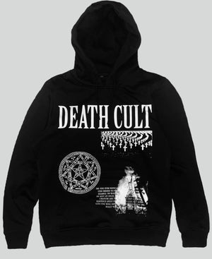 Death Cult Hoodie - The Anti Life Ltd