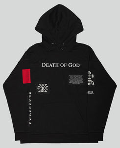 Death Of God Hoodie - The Anti Life