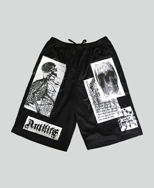 'Death Cult' Shorts
