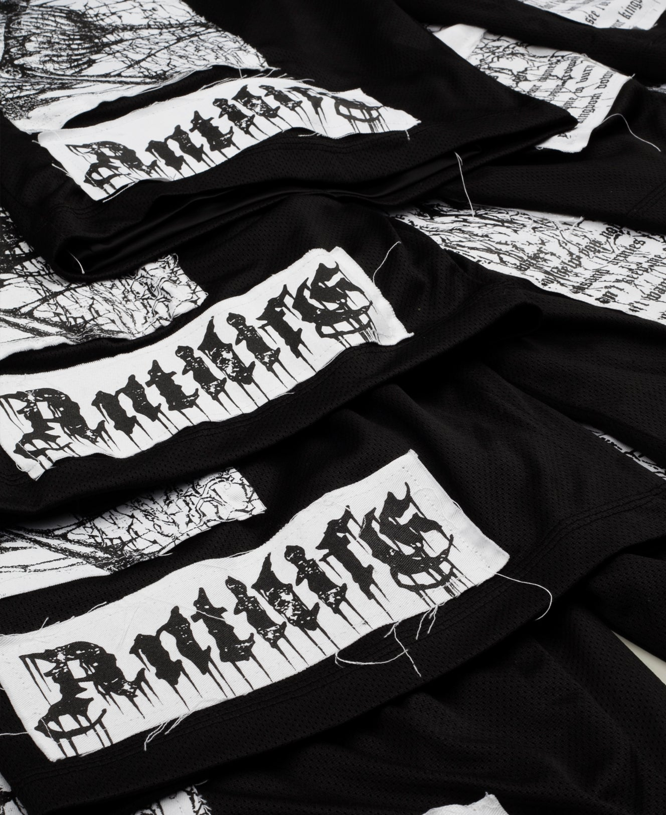 Death Cult Shorts - The Anti Life Ltd