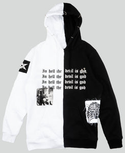 Devil Is God Hoodie - The Anti Life Ltd