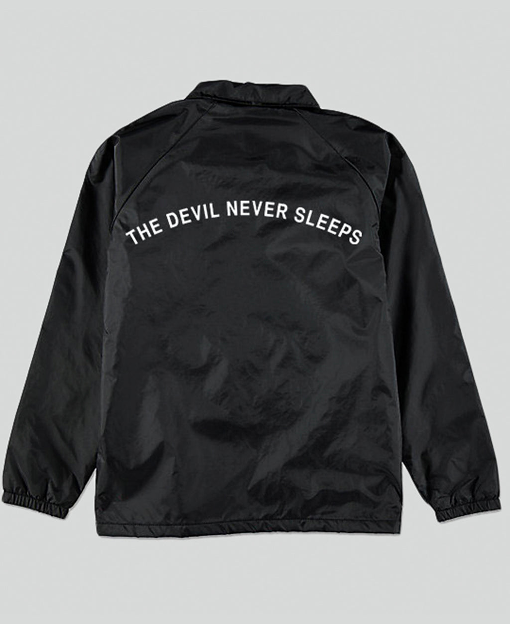 Devil Never Sleeps Jacket - The Anti Life Ltd