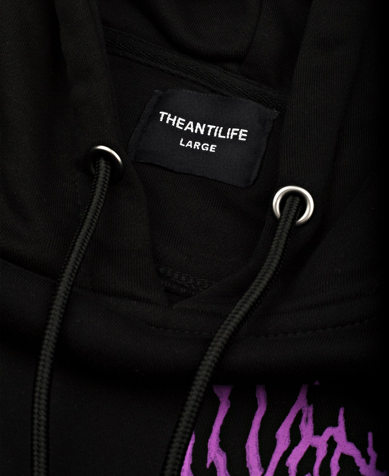 Dystopia Hoodie - The Anti Life Ltd