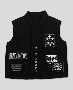 Eradication Bodywarmer - The Anti Life Ltd