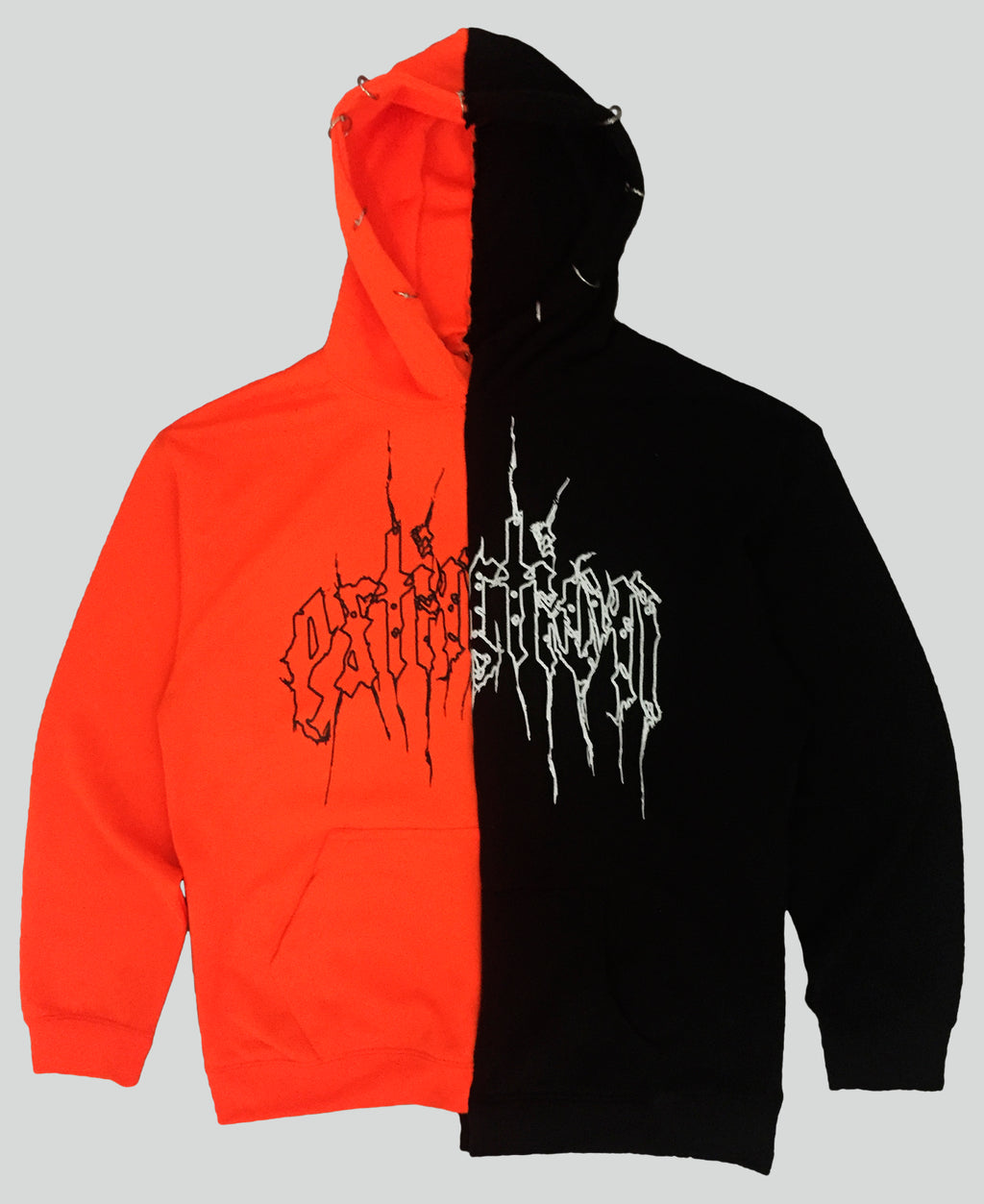 Extinction Hoodie - The Anti Life Ltd