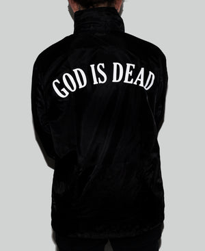 God Is Dead Jacket - The Anti Life Ltd