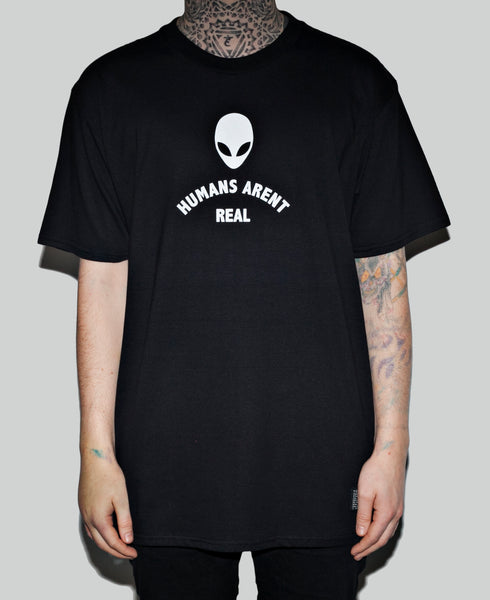 Humans Aren't Real Tee