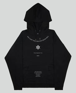 Godforsaken Hoodie - The Anti Life Ltd