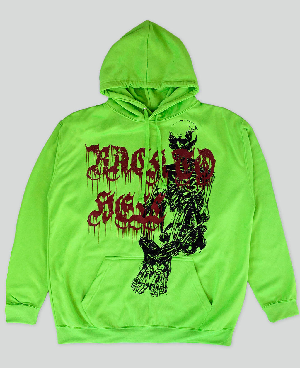 Hell And Back Hoodie - The Anti Life Ltd