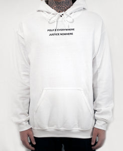 No Peace Hoodie - The Anti Life Ltd