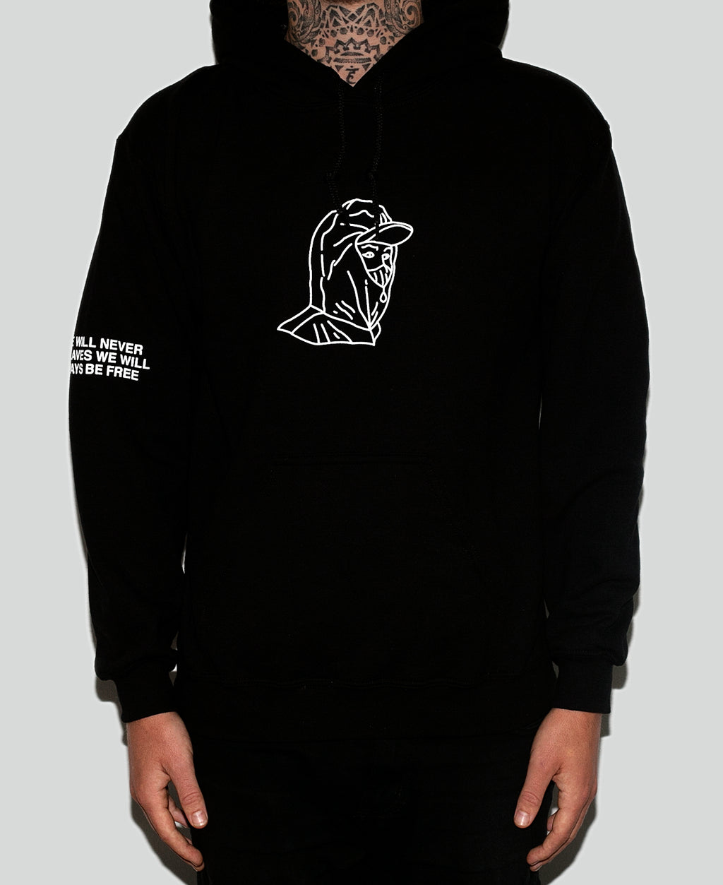 Revolution Hoodie - The Anti Life Ltd