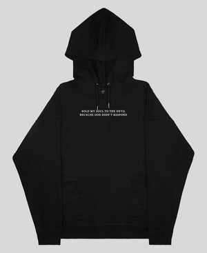 Sold My Soul Hoodie - The Anti Life Ltd