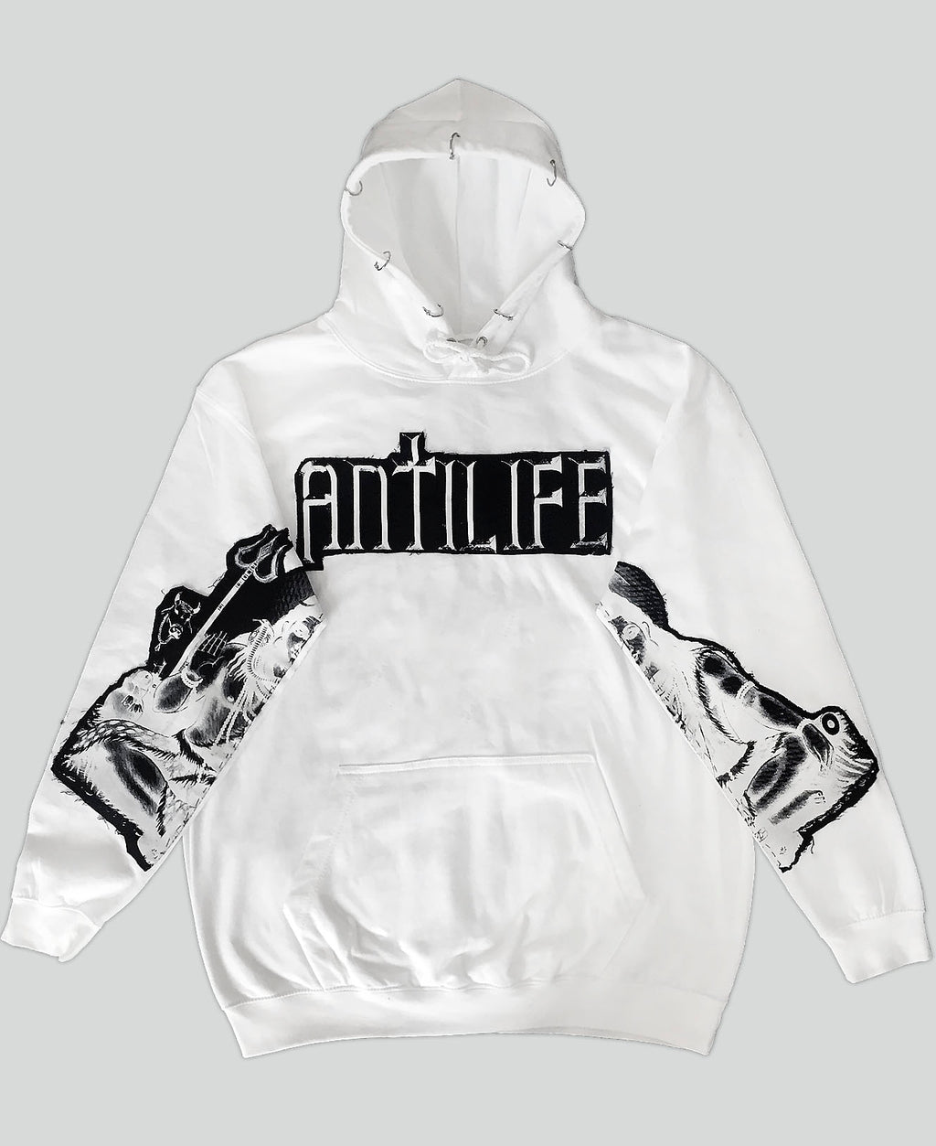 Body Of Death Hoodie - The Anti Life Ltd
