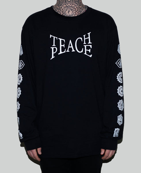 Teach Peace Long Sleeve