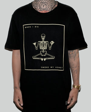 When I Die Tee - The Anti Life Ltd