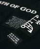 Oversized Death Of God Hoodie