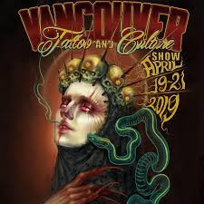 Recap of the Vancouver Tattoo Show 2019