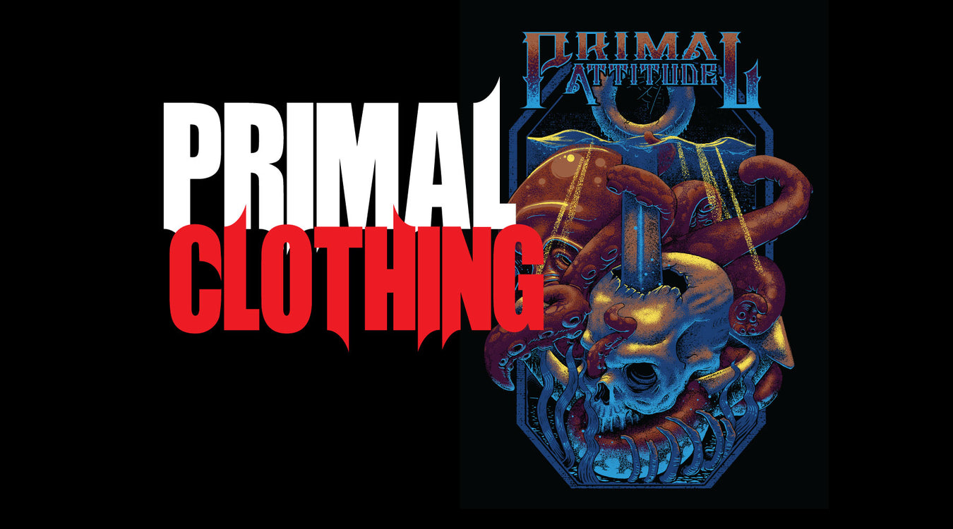 PRIMAL ATTITUDE CLOTHING CO.