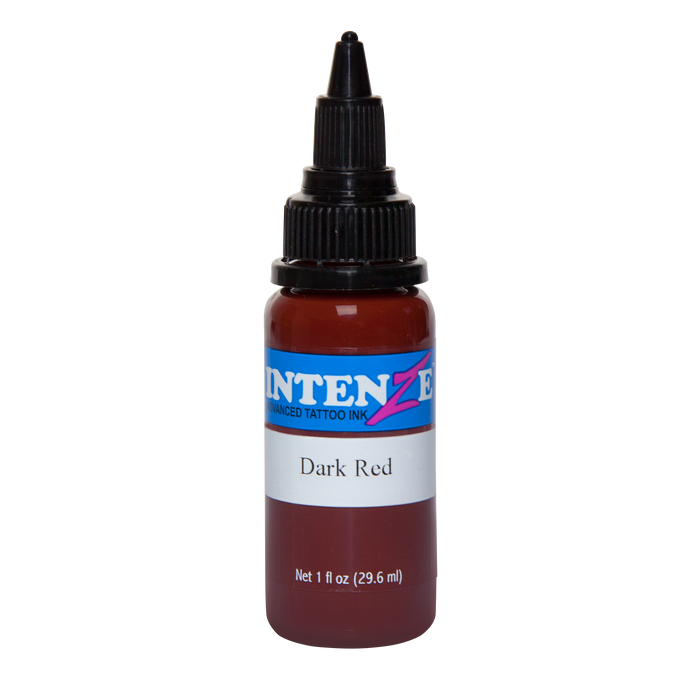 Dark Red Tattoo Ink INTENZE®