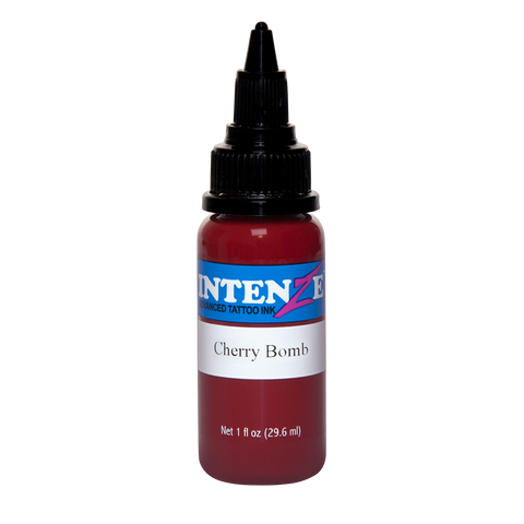 Cherry Bomb Tattoo Ink INTENZE®